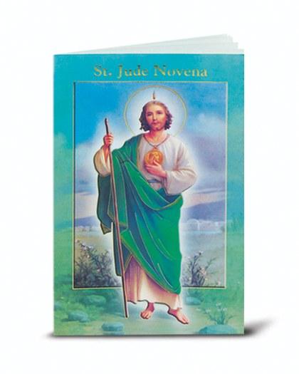 ST JUDE NOVENA & PRAYERS BOOKLET