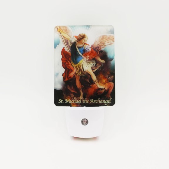 ST MICHAEL LED NIGHT LIGHT