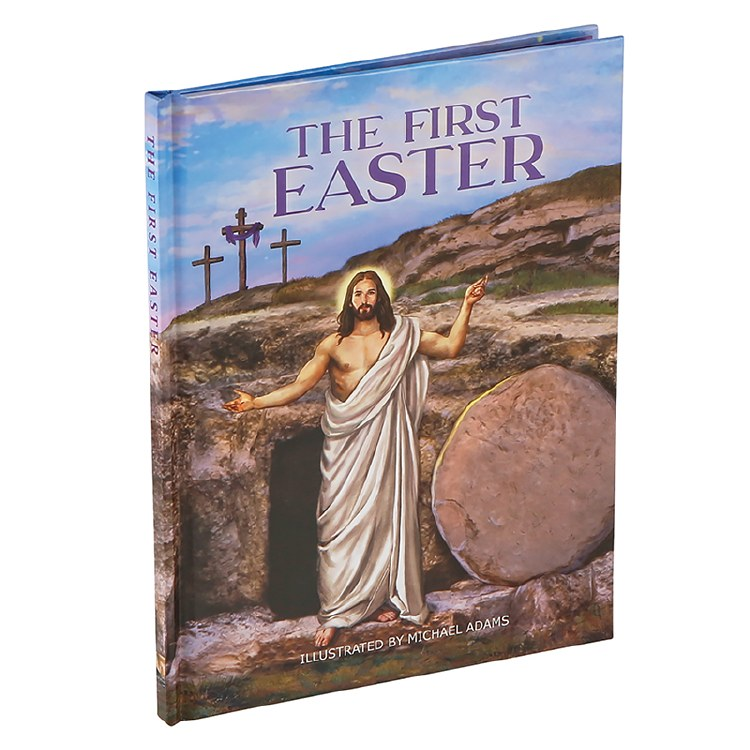 THE FIRST EASTER BOOK
