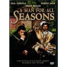 MAN FOR ALL SEASONS DVD