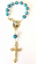 ONE DECADE OUR LADY OF FATIMA AUTO ROSARY