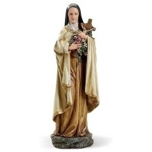 ST THERESE STATUE