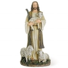 GOOD SHEPHERD STATUE JOSEPH STUDIO