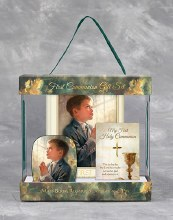 FIRST COMMUNION SET BOY