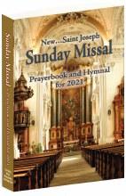 ST JOSEPH ANNUAL SUNDAY MISSAL FOR 2021