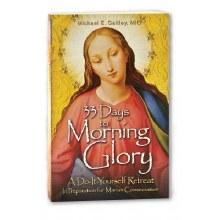 33 DAYS TO MORNING GLORY BOOK