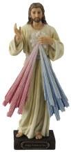 DIVINE MERCY FULL COLOR STATUE