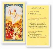 A SOLDIER'S PRAYER