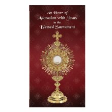 ADORATION TRIFOLD CARD