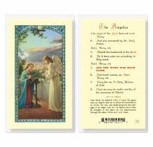 ANGELUS PRAYER CARD