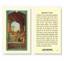 APOSTLES CREED PRAYERCARD