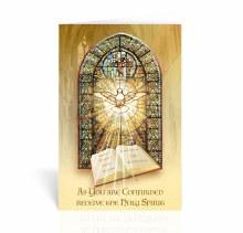 HOLY SPIRIT CONFIRMATION CARD