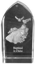 BAPTISM ETCHED GLASS