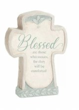 BEREAVEMENT CROSS PLAQUE