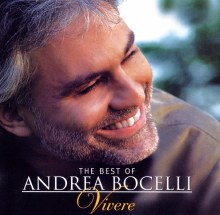 THE BEST OF ANDREA BOCELLI-VIVERE