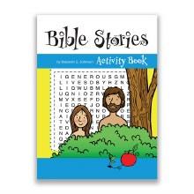 BIBLE STORIES ACTIVITY BOOK