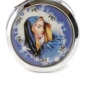 BLESSED MOTHER POCKET MIRROR
