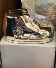 BOOTIE BANK SILVERPLATED
