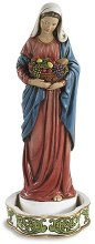 BOUNTIFUL BLESSINGS ROSARY AND JEWELRY HOLDER
