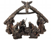 10 PC NATIVITY