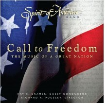 CALL TO FREEDOM CD