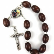 ONE DECADE ST CHRISTOPHER AUTO ROSARY