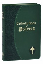 CATHOLIC BK OF PRAYERS GRN