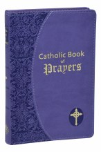 CATHOLIC BOOK OF PRAYERS LAVENDER