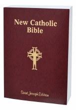 ST JOSEPH NEW CATHOLIC BIBLE (GAINT TYPE)