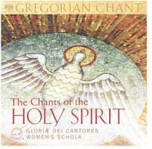 CHANTS OF THE HOLY SPIRIT CD
