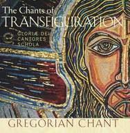 CHANTS OF TRANSFIGURATION CD