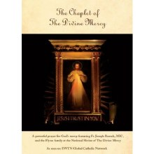 CHAPLET OF THE DIVINE MERCY FR. ROESCH DVD