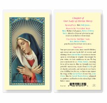 CHAPLET OF OUR LADY OF DIVINE MERCY