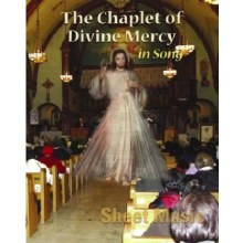 CHAPLET OF DIVINE MERCY IN SONG SHEET MUSIC TRISH SHORT
