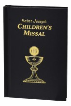 CHILDREN'S MISSAL BLACK COVER