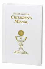 CHILDREN'S MISSAL WHITE COVER
