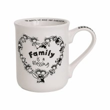 FAMILY IS A BLESSING MUG