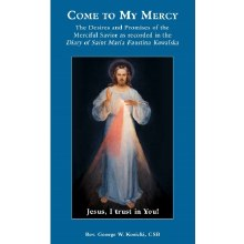 COME TO MY MERCY BOOKLET