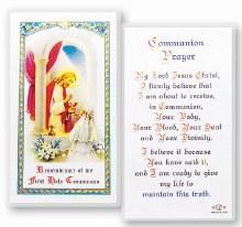 COMMUNION GIRL PRAYER