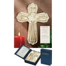 TOMASO CONFIRMATION BOXED CROSS