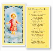 DAILY OFFERING TO THE INFANT JESUS