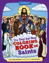 DAY-BY-DAY COLORING BOOK OF SAINTS VOLUME 2