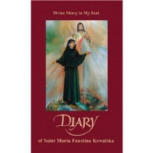 DIARY ST FAUSTINA COMPACT