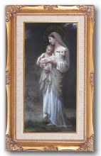 Divine Innocence Framed Picture