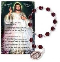 DIVINE MERCY CHAPLET ONE DECADE