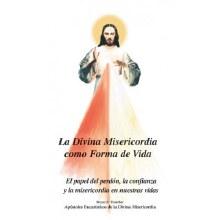 SPANISH DIVINE MERCY WAY LIFE