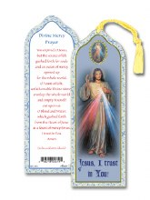 DIVINE MERCY BOOKMARK OPENING PRAYER