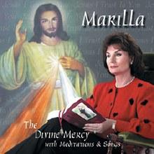 DIVINE MERCY CHAPLET MARILLA NESS CD