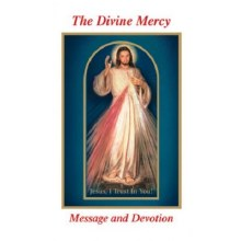DIVINE MERCY MESSAGE & DEVOTION LARGE PRINT