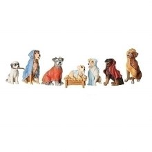 DOG NATIVITY 7 PIECE SET